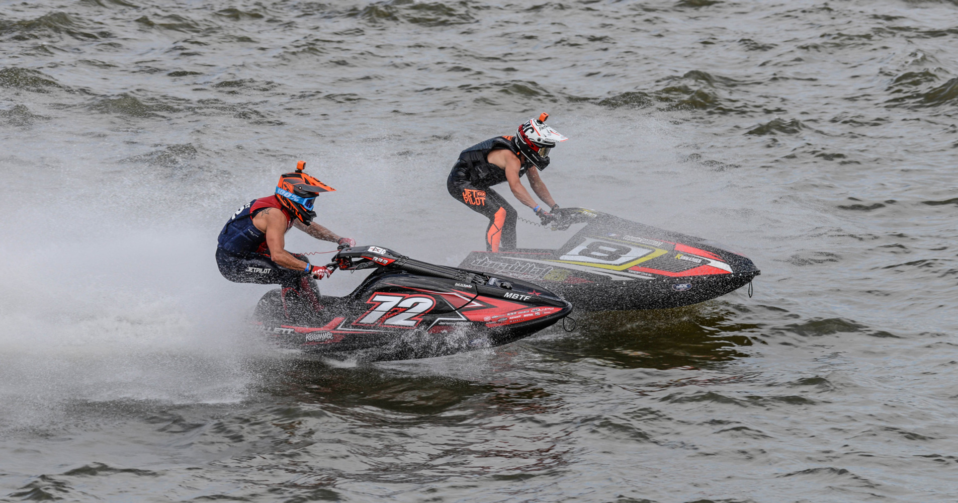 Jeremy Poret #72 and Valentin Dardillat #8 had great battle in last top at Vichy, let's see what happen on Lake Geneva !