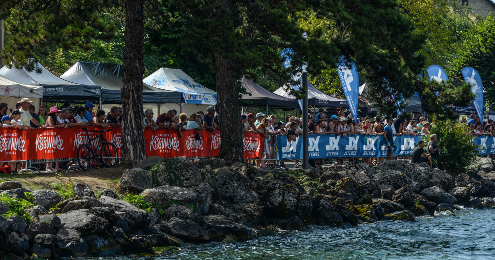 Huge success for this round of the P1 Jetcross Tour here in beautiful Le Bouveret, Canton of Valais, Switzerland
