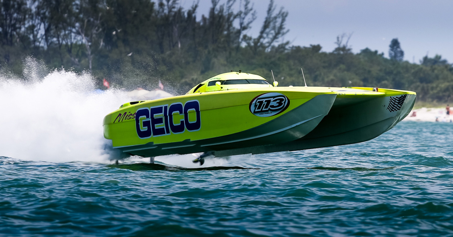 New partnership in the USA between the Offshore Powerboat Association (OPA) and Powerboat P1 to create the APBA Offshore Championship