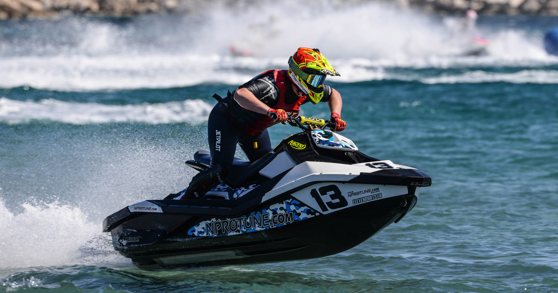 In the Pro-Am Sport JX4 impressive domination for young Frenchman Théo Thiercelin