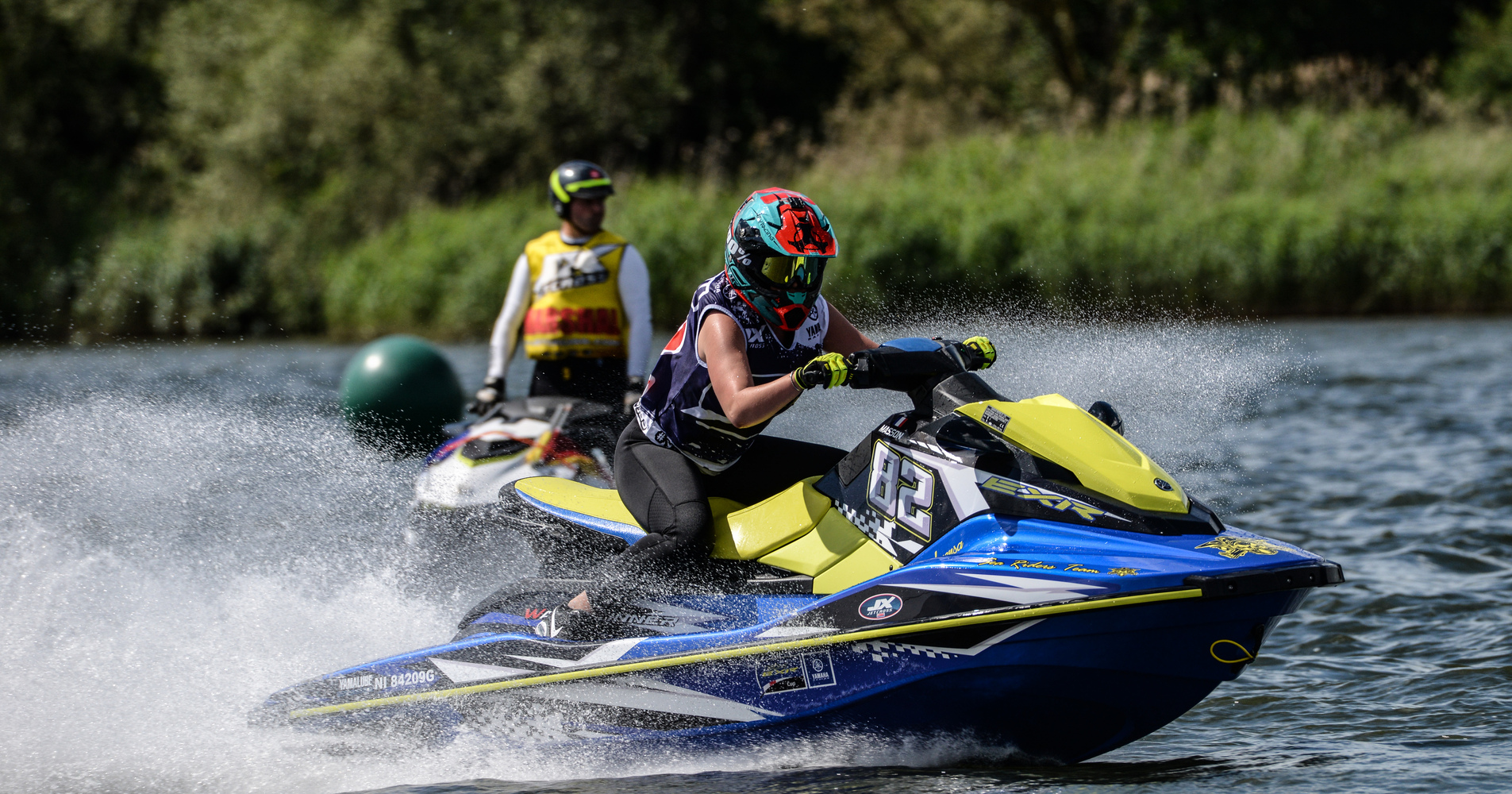 Lorensa Masson is pushing hard to reach the 2nd place in the 2019 Cup