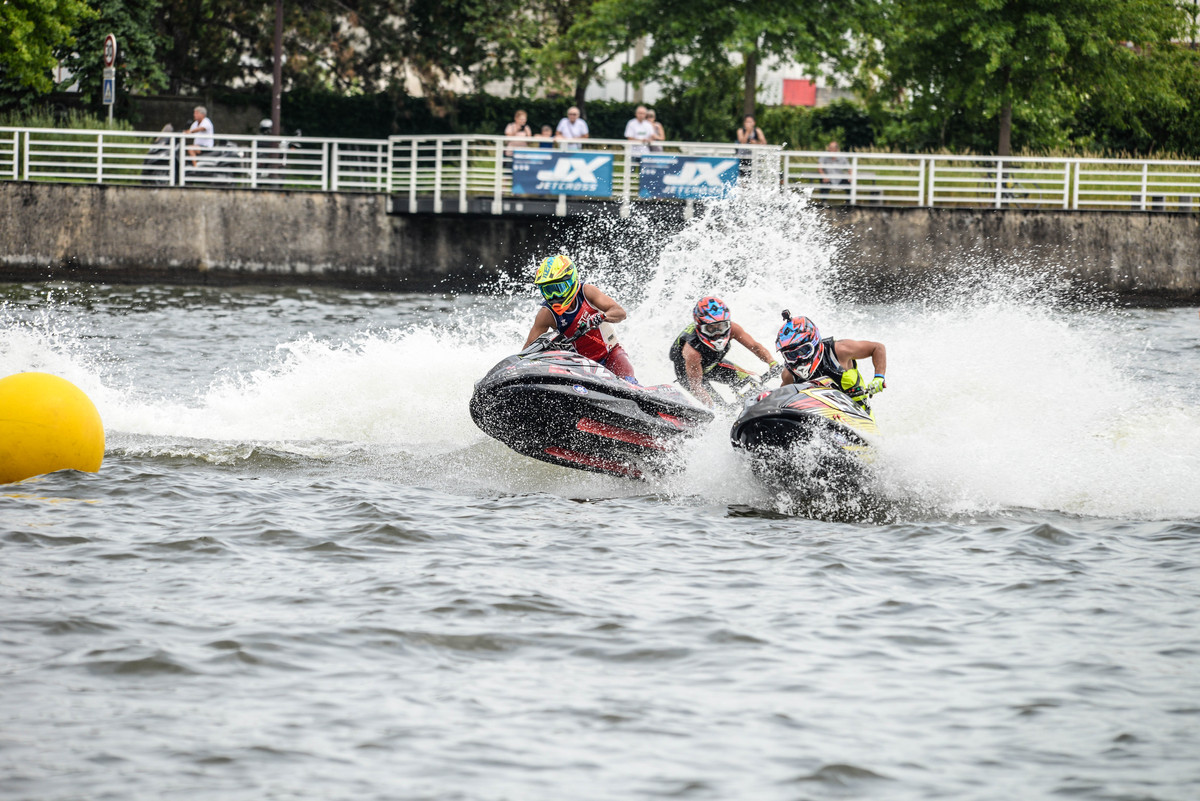 The top riders will be battling it out for the upper hand in the championship