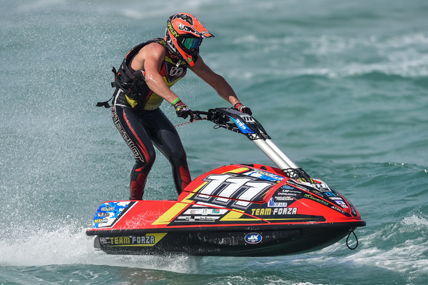 Steven Loiodice produced a consistent performance at Daytona beach to finish third
