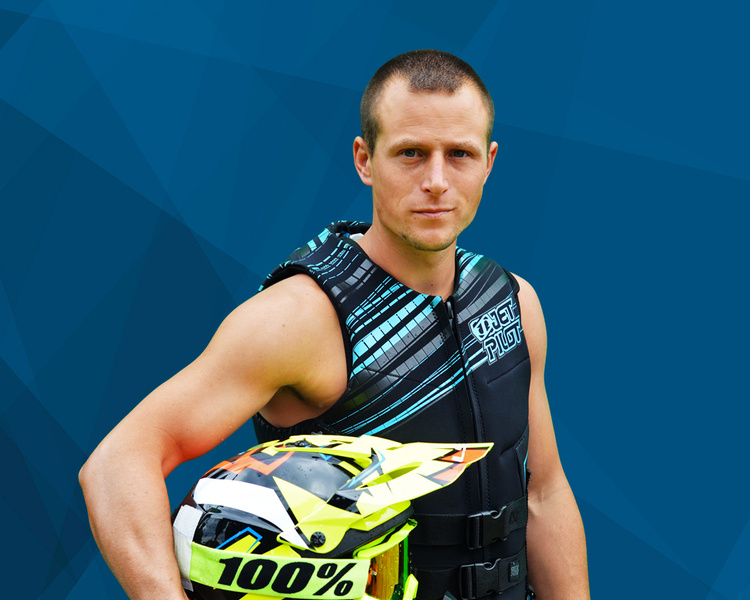 Jordane Bonnet : JetSki Rider